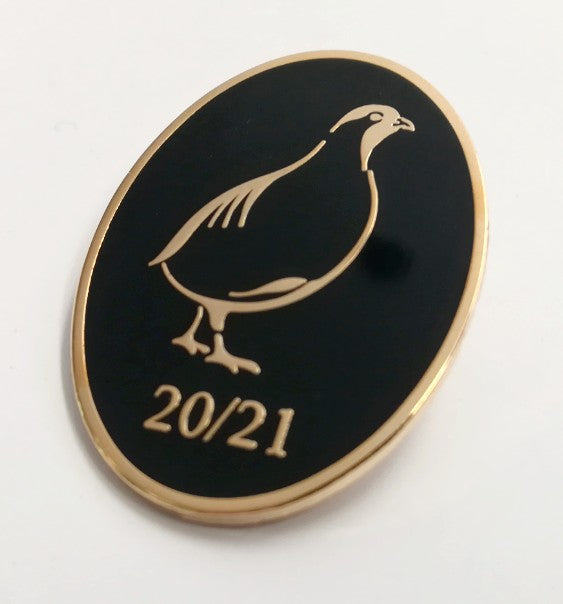 2020/21 GWCT Limited Edition Badge