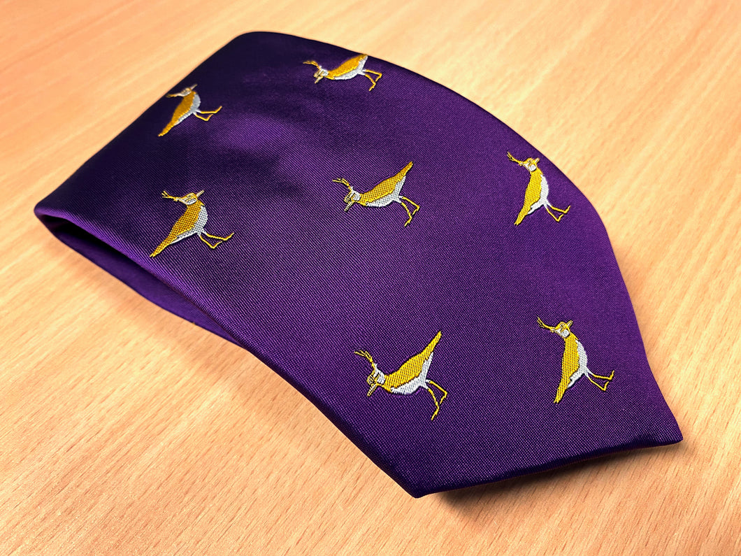 GWCT 'Special Edition' Silk Lapwing Tie