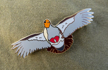 Load image into Gallery viewer, PARTRIDGE Project Enamel Pin Badge
