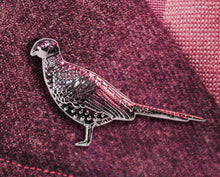 Load image into Gallery viewer, GWCT Pheasant Badge