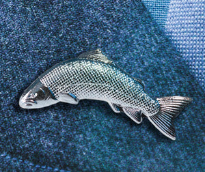 GWCT Salmon Badge