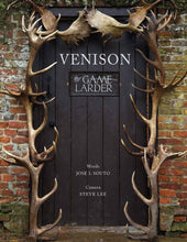 Load image into Gallery viewer, Signed copy of Venison - The Game Larder