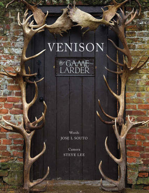 Signed copy of Venison - The Game Larder