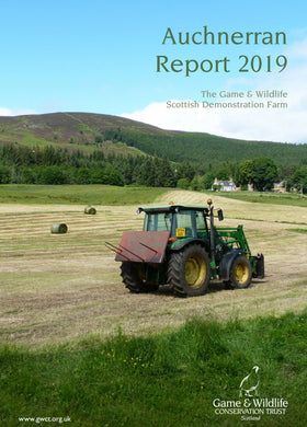 Auchnerran Report 2019 - Game and Wildlife Scottish Demonstration Farm