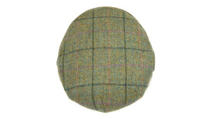 GWCT 100% British Wool Flat Cap