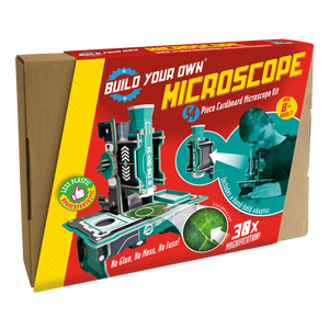 Build Your Own Magnificent Microscope