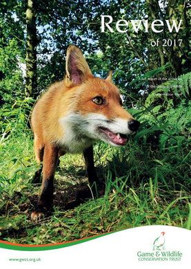 GWCT Annual Review 2017 - eBook
