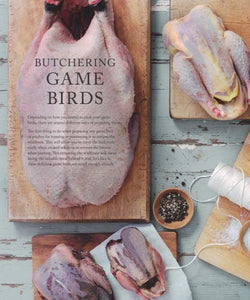 Signed copy of Feathers - The Game Larder