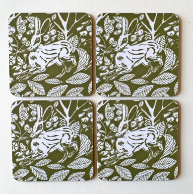 Field Hare Coasters