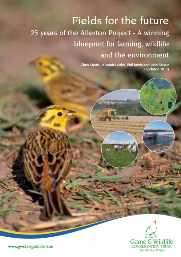 Fields for the Future - 25 years of the Allerton Project - eBook