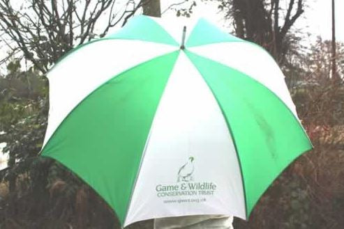 GWCT Large Umbrella