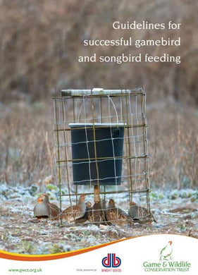 Guidelines for successful gamebird and songbird feeding - ebook