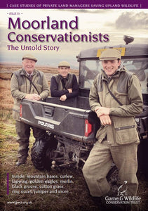 Moorland Conservationists: The Untold Story - eBook