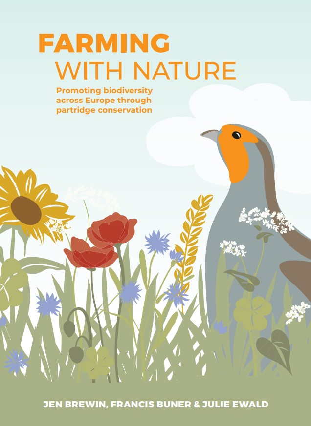 Farming with Nature: Promoting biodiversity across Europe through partridge conservation