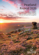 Load image into Gallery viewer, GWCT Peatland Report 2020 eBook