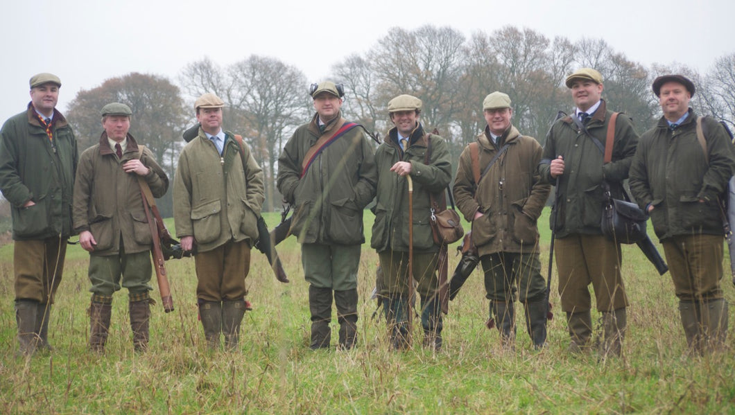 Somerset Draw for Four Shoot Raffle Ticket