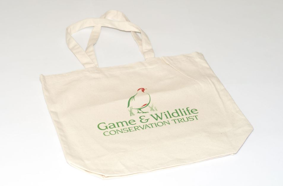 GWCT Cotton Shoppers Bag
