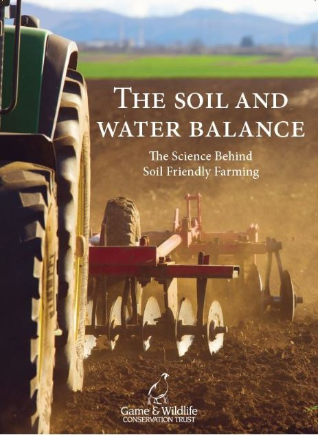 The Soil and Water Balance