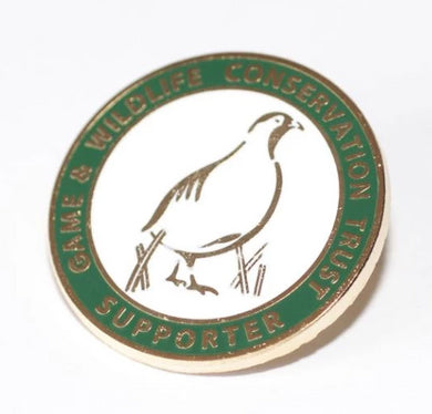 GWCT Supporters Badge