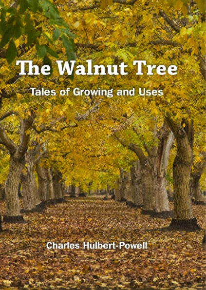 Signed copy of The Walnut Tree