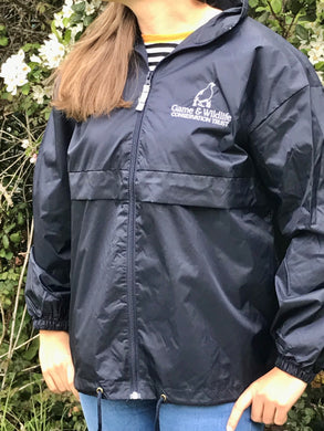 GWCT Sirocco Windbreaker Jacket - Dark Blue