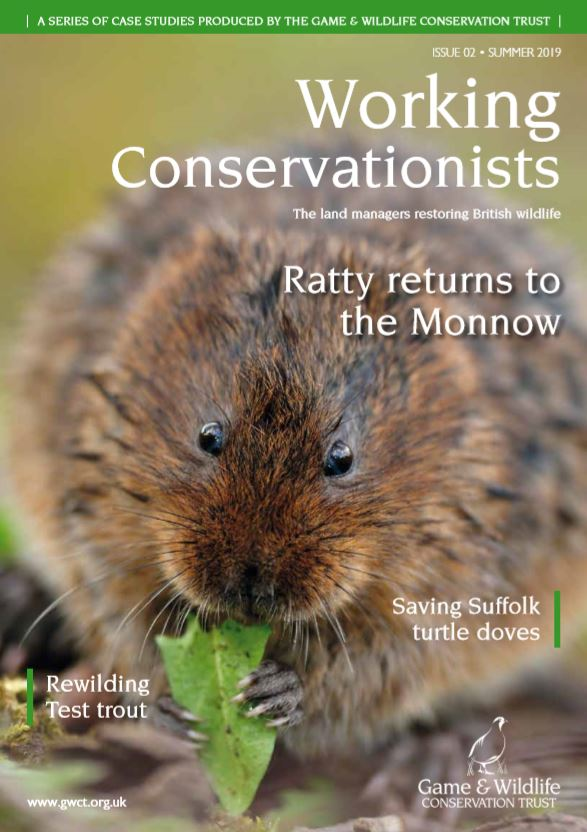 Working Conservationists - Issue 2 - eBook