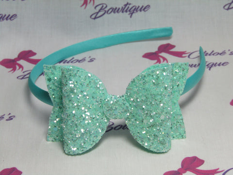 Mint Green Alice Headband
