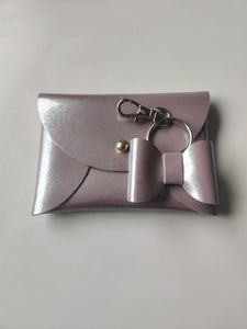 Light Purple Purse & Keyring Bundle