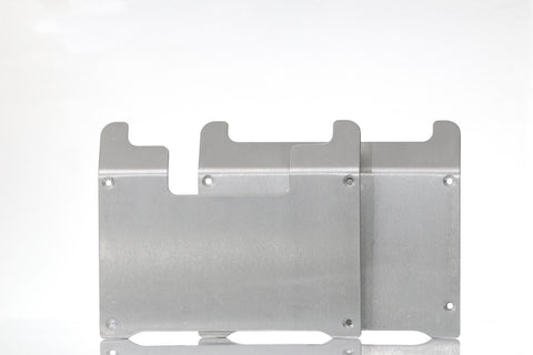 5052 Aluminum Armor Plates - For the Onewheel XR