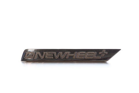Solid Silver Onewheel Rail Badge - Armor-Dilloz