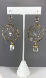 Charlie Dream Catcher Earrings