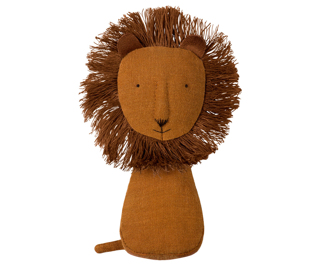 Maileg Noah's Friends, Lion Rattle