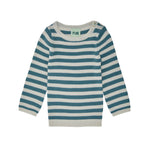 FUB Baby Striped Rib Blouse