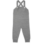 FUB Baby Overalls Light Grey