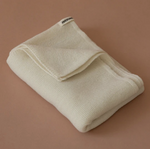 Ilon Wool Blanket - Cream White