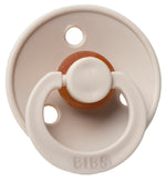 BIBS Natural Rubber Baby Pacifier