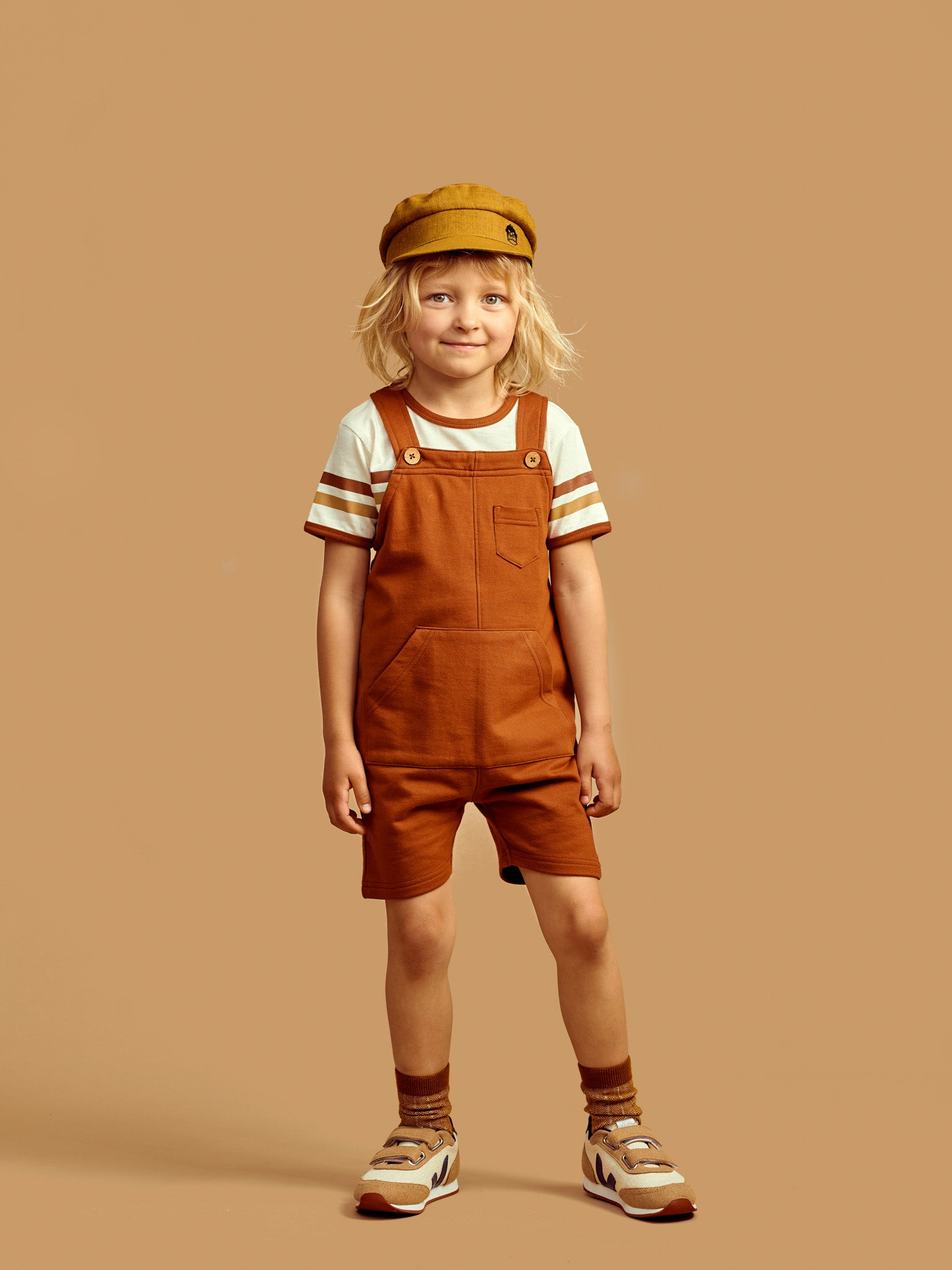Mainio Pinafore shorts