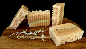 Alba - Coconut + Papaya Soap