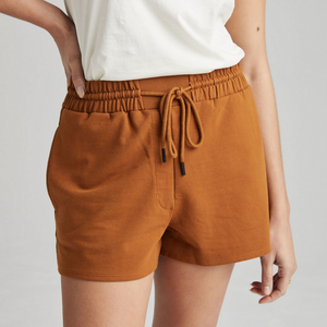 Woodgrain Terry Shorts- Matching Set Available