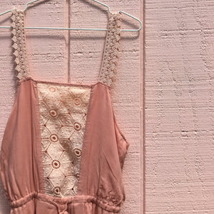 Sunbeams and Daydreams Dress, Dusty Rose