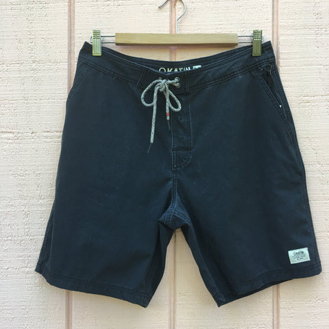 Swim Trunk, Black