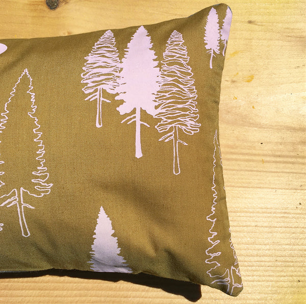 Balsam Pillow, Pines 11x7