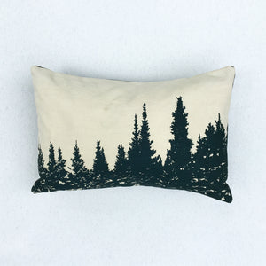 Balsam Pillow, Pines White