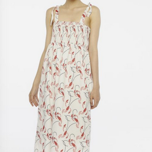 Dress, Lobster Print