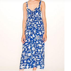 Sealife Maxi Dress