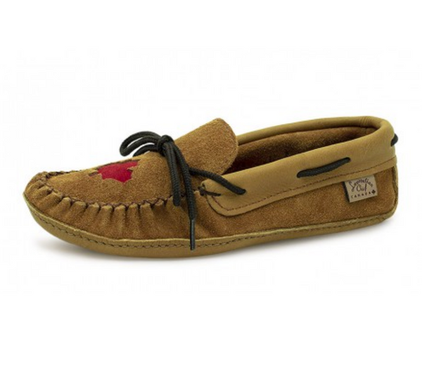 Maple Leaf Moccasin, Women's
