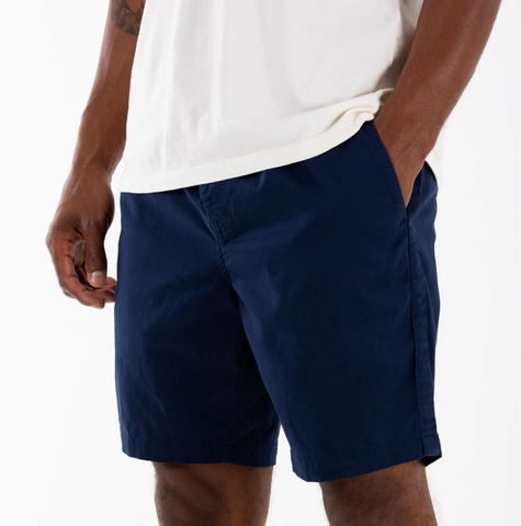 Patio Short, Navy