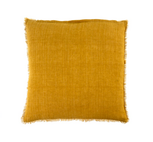 Linen Pillow- Honey