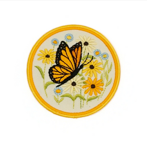 Patch- Monarch Butterfly