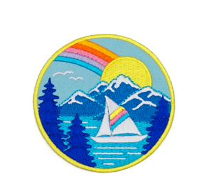 Patch- Sailboat